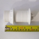 Urinal Waste White Plastic 32mm 1.1/4 Domed - 74000560